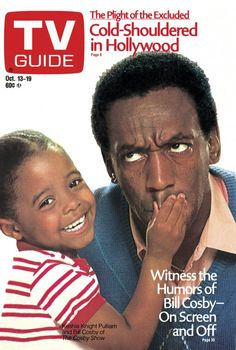 October 13, featuring Keshia Knight Pulliam and Bill Cosby.