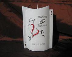 Hochzeitskerze Darling #Hochzeit #Hochzeitsdekoration Candle Art, Candles, Deco, Wedding Ideas, Gifts, Purchase Order, Candy, Decor, Deko