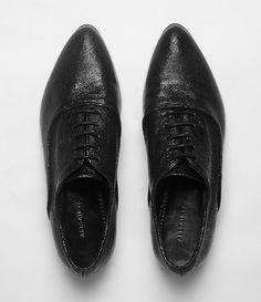 AllSaints Keiko Oxford Shoe | Womens Shoes $308