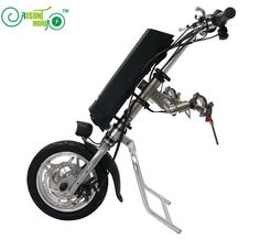 ConhisMotor 36V 250W Electric Handcycle Wheelchair Attachment Handbike DIY Conversion Kit with 36V 9AH Li-ion Battery