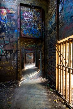 Old Los Angeles Zoo by mahler711, via Flickr