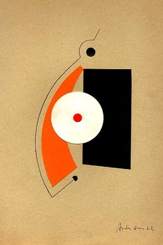 Carmelo Arden Quin Completion Date: 1962 Style: Concretism Genre: abstract