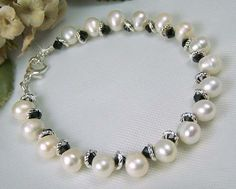 Item PB103 Beaded Jewelry Bracelet by Jades Creations Handcrafted Beaded Jewelry