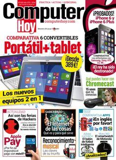 #Portátil más #tablet.