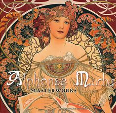 Alphonse Mucha: Masterworks, Artist-Related, Books - The Museum Shop of The Art Institute of Chicago