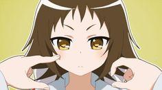 This is a dump for anime, manga or any cutiepatootee GIFs~ Manga Anime, Fanarts Anime, Anime Meme, All Anime, Anime Art, Anime Stuff, Konosuba Wallpaper, Anim Gif, Cute Anime Pics