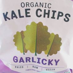 I wish kale chips were the norm. (at Christchurch, New Zealand)