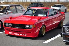 Toyota Celica LB // at Fuji Speedway