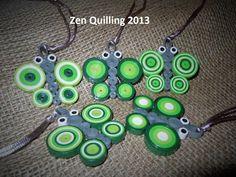 My own original designs - Facebook.com/Zen Quilling