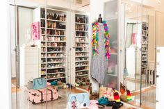 A cool Soho apartment Amirah Kassem (founder of Flour Shop) decorated in a way that will make your eyeballs sing Silly Love Songs, Soho Apartment, Suitcase Decor, Giant Teddy, Dining Room Art, Glitter Dress, Cool Apartments, It Goes On, Two Bedroom