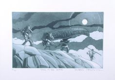 Image result for michael robinson etchings
