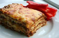 LCHF - Den omvendte verden: Min bedste LCHF lasagne til dato - Nelly Fast Low Carb, Low Carb Keto, Low Carb Recipes, Cooking Recipes, Low Carb Crepe, Low Carb Shakes, Keto Chia Pudding, High Fat Foods, Low Carb Lunch