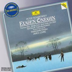Tchaikovsky: Eugen Onegin, Op.24 - Staatskapelle D