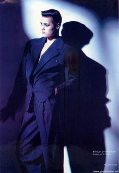 Yasmin LeBon 1985