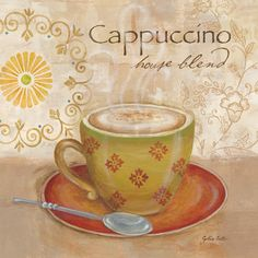 RB3144  Sunshine Coffee I  / Cynthia Coulter