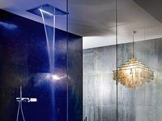 Acqua zone overhead shower
