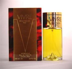 Perfume Vivre de Molyneux - Pesquisa Google