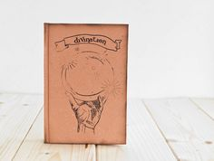 Divination Notebook by celestefrittata on Etsy