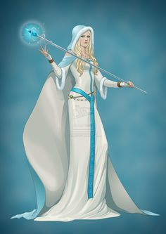Eir- Norse myth: Goddess or Valkyrie of Healing and known for her medical skill.