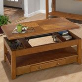 Found it at Wayfair - Jofran Tucson Coffee Table with Lift-Top