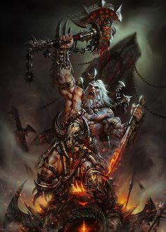 Diablo Series - Role-Playing fun.
