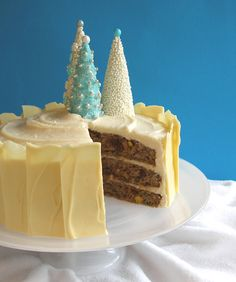 Creole Christmas Fruit Cake Emeril