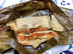 How to make dough for Oaxacan tamales? - How to make dough for Oaxacan tamales? Spinach Recipes, Pork Recipes, Veggie Recipes, Mexican Food Recipes, Cooking Recipes, Ethnic Recipes, Veggie Food, Cooking Tips, Kitchens