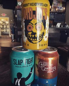 Georgia's best IPAs you can get all canned this week!