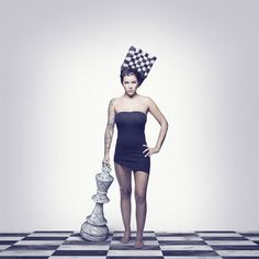 TENDENZ STYLIST AWARD 2014 TEMA #2: GRAPHIC / Nina Trettoy Awards, Strapless Dress, Stylists, Photographs, Hair, Dresses, Fashion, Strapless Gown, Vestidos