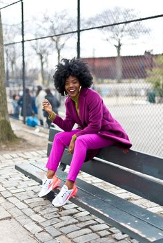 Mode Outfits, Fall Outfits, Fashion Outfits, Style Fashion, Sneakers Fashion, Fashion Edgy, Fashion 2018, Black Women Fashion, Womens Fashion