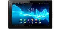 Sony Xperia Tablet Z verá la luz la semana que viene, en Japón