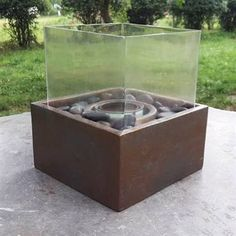 Shop Paramount Square Concrete Garden Burner at Lowe's Canada. Find our selection of fire pots & gel lanterns at the lowest price guaranteed with price match. Fire Pots, Citronella Candles, Tiki Torches, Concrete Garden, Torch Light, Lanterns, Lights, Antiques, Products