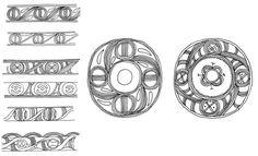 3.1.1.3. Cucuteni şi simbolismul de regenerare - Seimeni - de la piatra şlefuită la fier