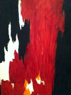 clyfford still--color field painter, abstract expressionism