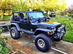 Make:  Jeep Model:  Wrangler Year:  2004 Exterior Color: Black Interior Color: Black Doors: Two Door Price: $22,000 Mileage:80,451 mi  Contact:  360-601-6494   For More Info Visit: http://UnitedCarExchange.com/a1/2004-Jeep-Wrangler-374836152146