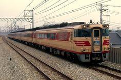 キハ181系「はまかぜ」 Japan Train, Japanese Models, Model Trains, National Railways, Diesel, Europe, Vehicles, Rolling Stock, Model Train