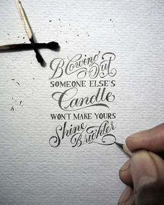 Inspirational-Miniature-Calligraphy