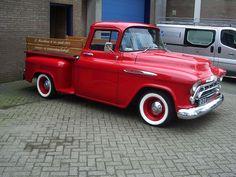 1957 Chevy Apache | 1957 Chevrolet 3100 Apache | Flickr - Photo Sharing!