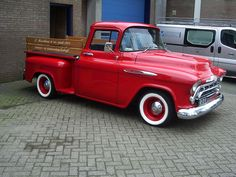 1957 Chevy Apache | 1957 Chevrolet 3100 Apache | Flickr - Photo Sharing!