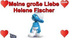 Für meine große LIEBE: Helene Fischer #Schlaubi #Schlumpf von #Zoobe #Schlümpfe deutsch