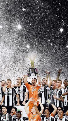 Juventus. Lock screen.