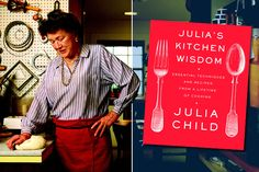 Click to get 10 of Julia Child's signature kitchen tips.