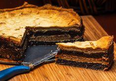 Flódni Fun Desserts, Food Videos, Recipe Videos, Cookie Recipes, Good Food, Pie, Favorite Recipes, Sweets, Baking