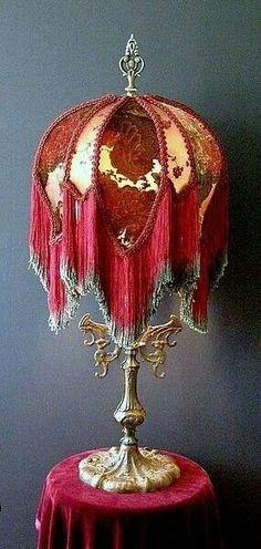 . #LampIllustration