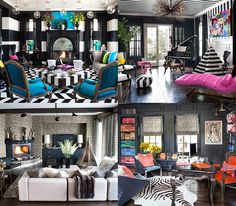 Kourtney Kardashian's house...i am obsessed with her style. my dream!