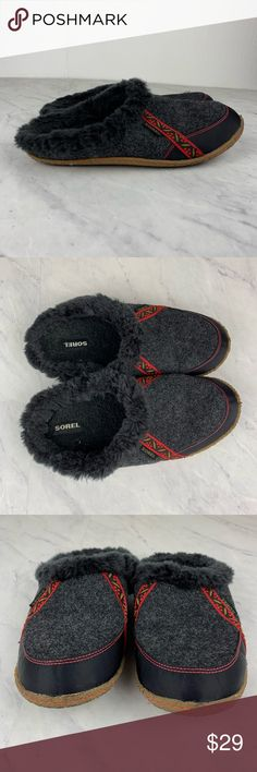 Yikey Mens and Womens Comfortable Memory Sponge Slippers Faux Plush Cotton Slippers