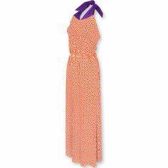 Clemson Tigers Mud Pie Ladies' Gameday Full-Length Dress #clemson
