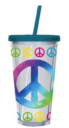 Peace Signs Small Insulated Cup w/ Straw Evergreen Enterprises, Inc, http://www.amazon.com/dp/B0057PPB70/ref=cm_sw_r_pi_dp_.ilPpb13ZTC3K