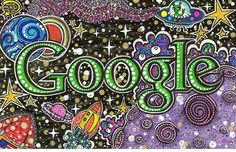 Go vote for your Google Doodle - voting is by categories of age group.  This is fun and the talent is fascinating!
