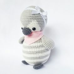 Amalou.Designs crochet Pattern  Pitschu Amigurumi